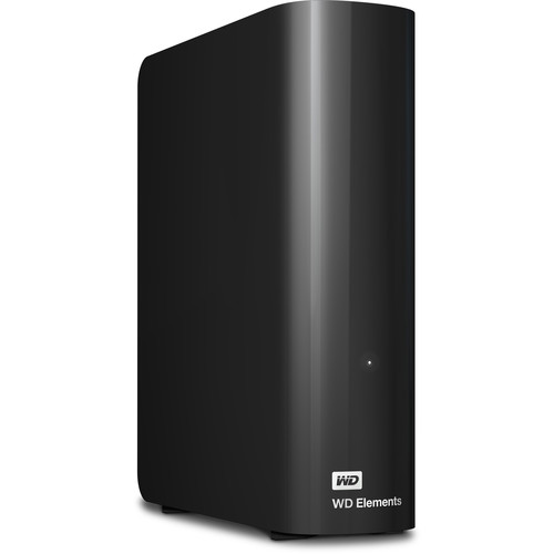 WD 6TB Elements Desktop USB 3.0