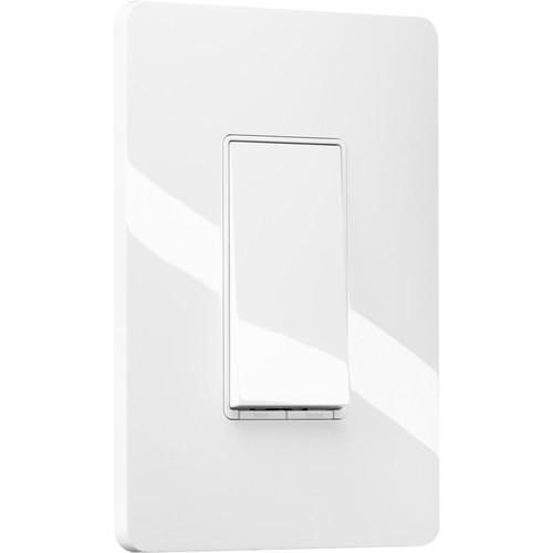 Smart Wi-Fi Light Switch (2-Pack)