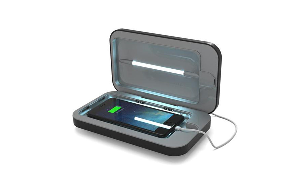 PhoneSoap 3 UV Cell Phone Sanitizer and Charger - Daily Tech Find