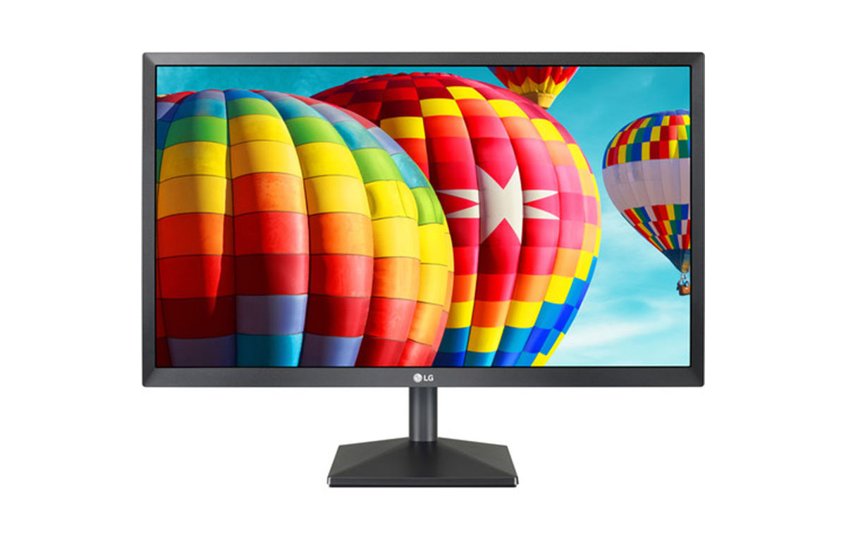 LG 27″ FreeSync IPS Monitor