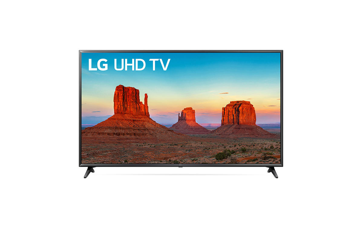 LG 65″ 4K (2160P) Ultra HD Smart TV