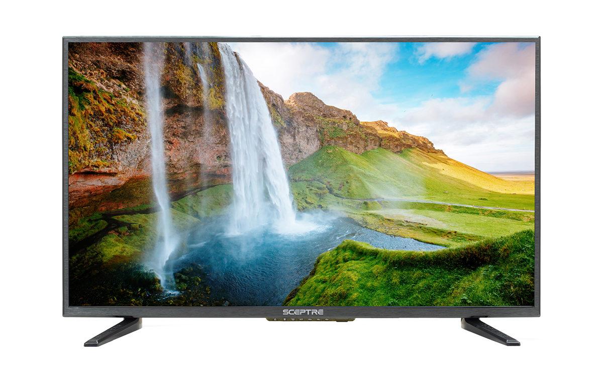 Sceptre 32″ Class HD (720P) LED TV