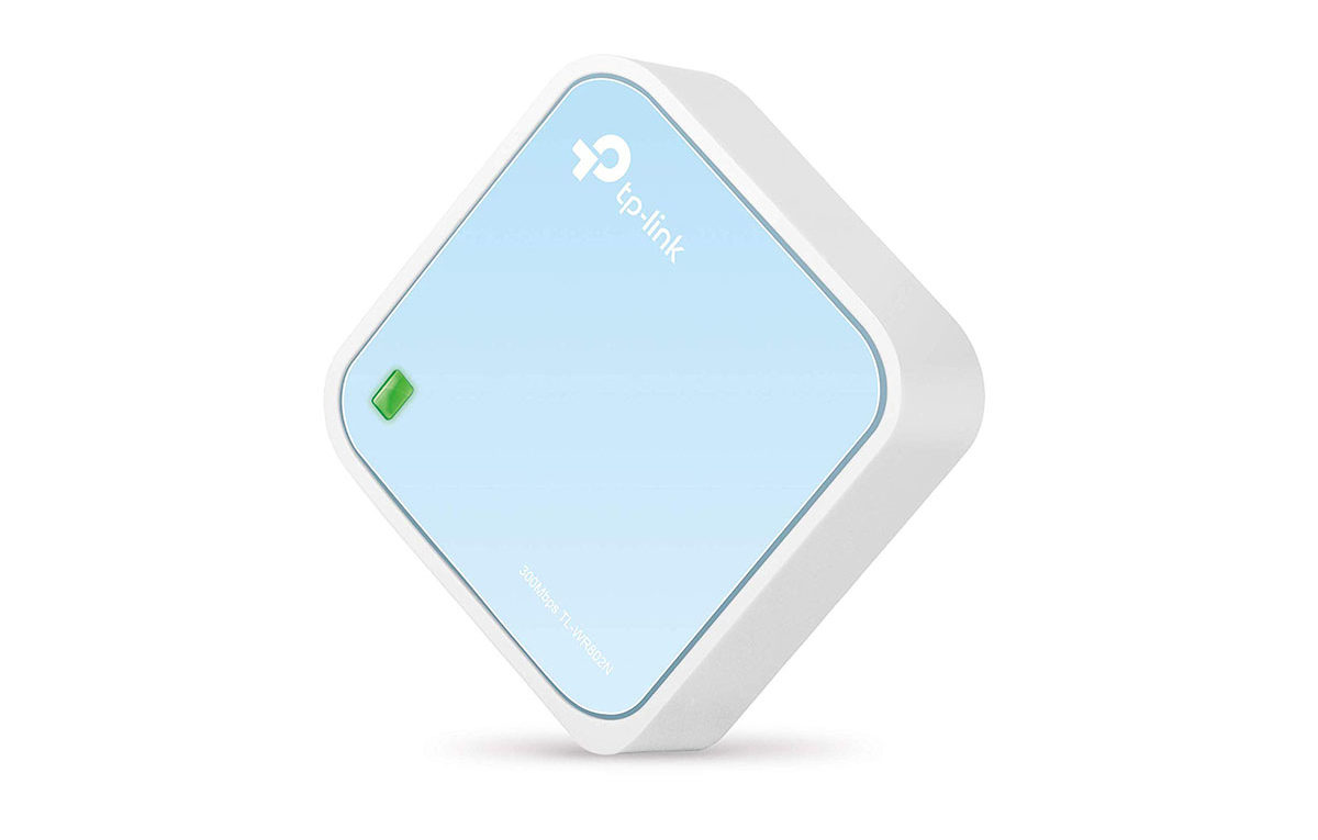 TP-Link N300 Wireless Nano Travel Router