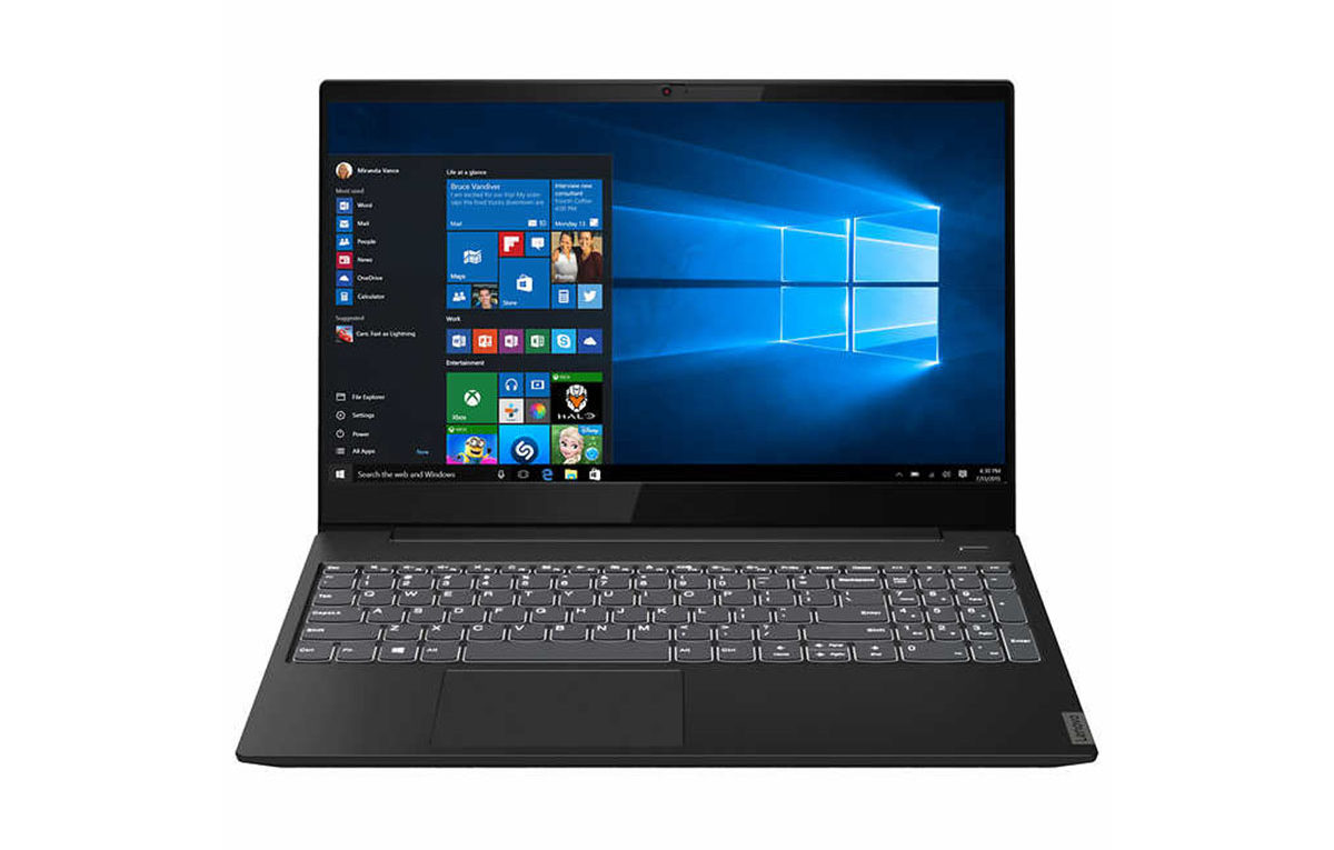 Lenovo 15.6″ Laptop i7 8GB 256GB SSD