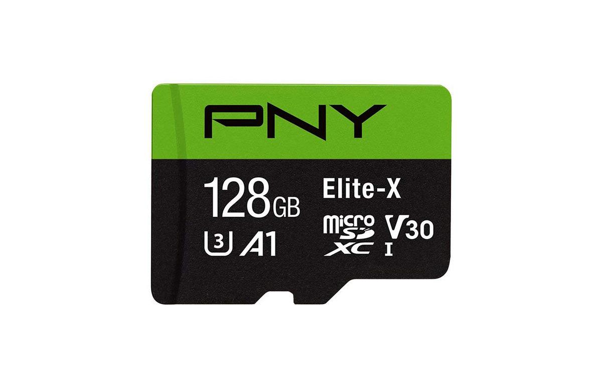 PNY Elite-X Micro SD 128GB