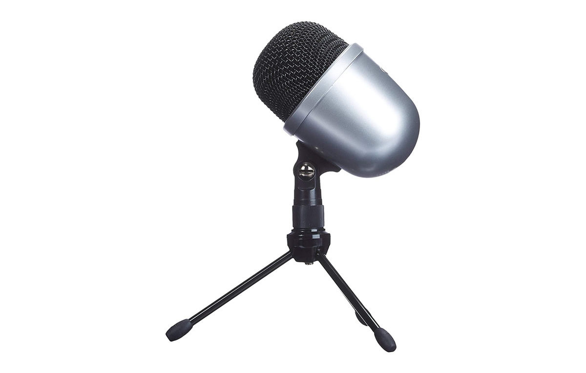 Desktop Mini Condenser Microphone