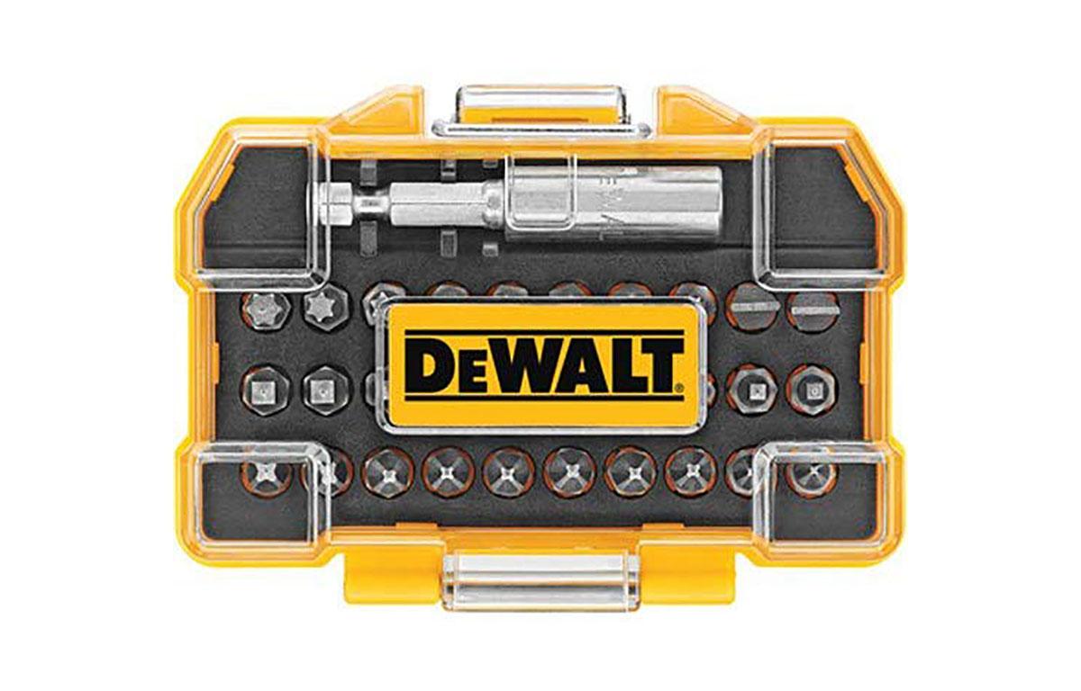 DEWALT Screwdriving Set