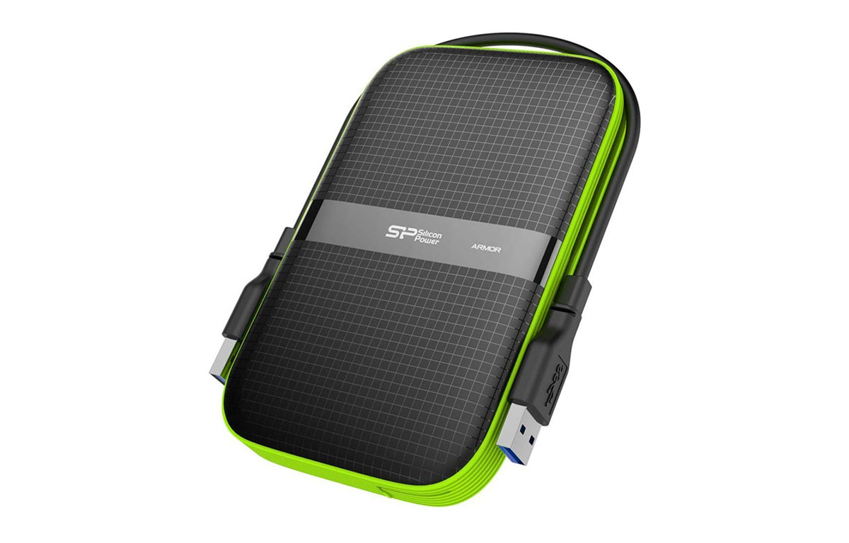 Silicon Power 5TB Rugged Portable External HD