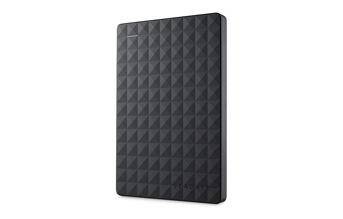 Seagate Portable 2TB HDD