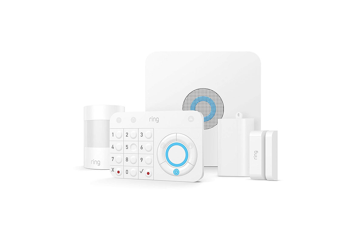 Ring Alarm 5 Piece Kit