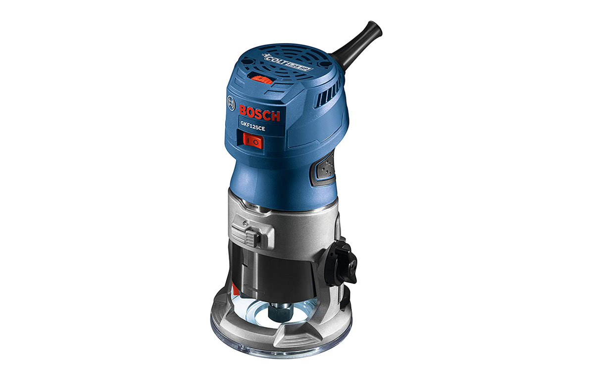 Bosch 1.25 HP Variable-Speed Palm Router