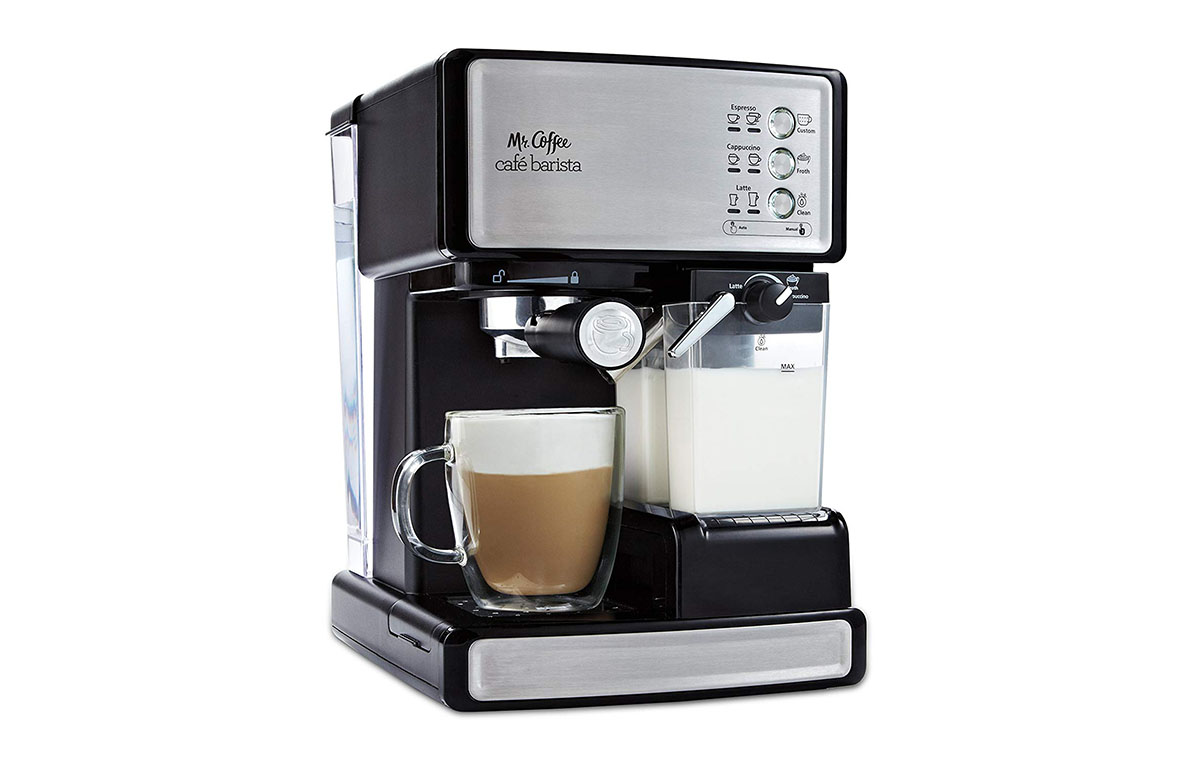 Mr. Coffee Espresso and Cappuccino Maker