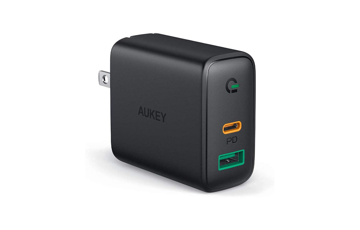 USB C Charger Dual Port